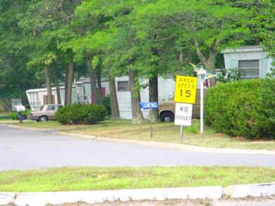 Trailer Park Massachusetts Ave